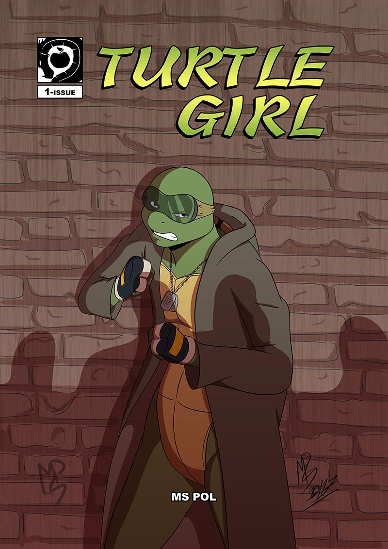 Turtle Girl